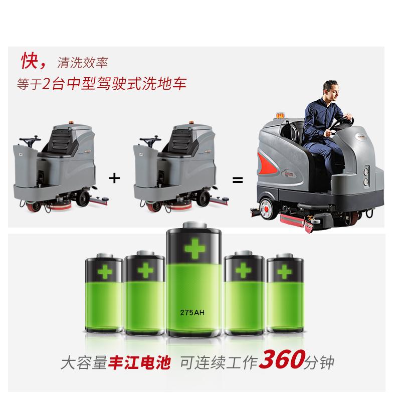 大容量丰江电池可连续工作360分钟