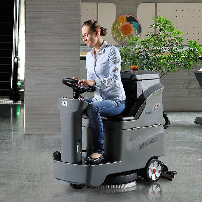 爱卡洗地车_高美全自动驾驶式新版亚博体育app下载GM70BT