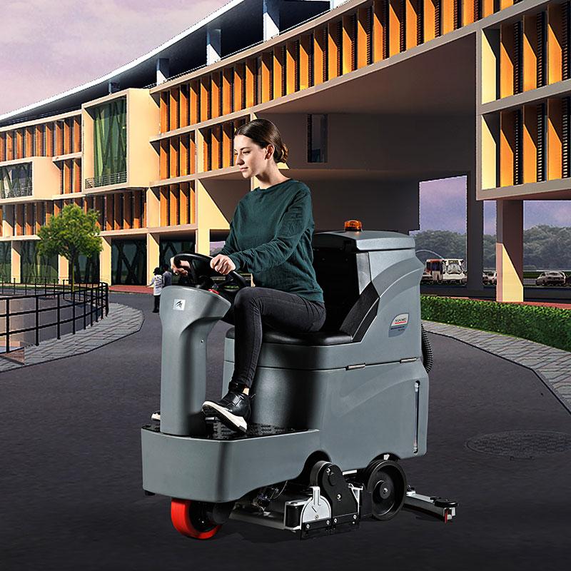 高美扫洗一体机_驾驶式洗扫一体机GM-RMINI