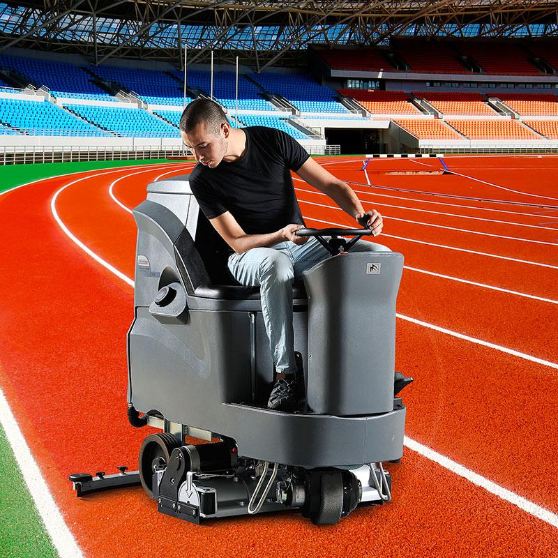 驾驶式洗扫一体机_高美洗扫一体机GM-110BTR80