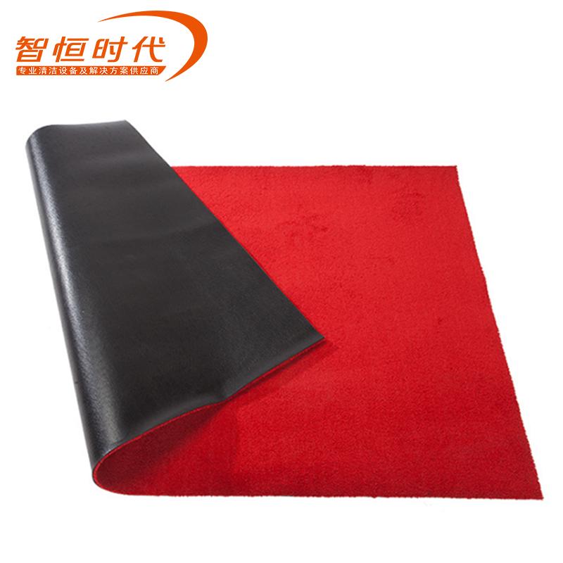 哈尔滨地垫定制_防滑广告地垫_红色贵宾地垫