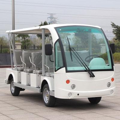 电动观光车-清逸11座(DN-11F)
