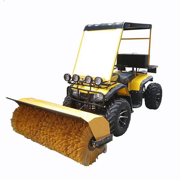小型驾驶式扫雪机_除雪车1815