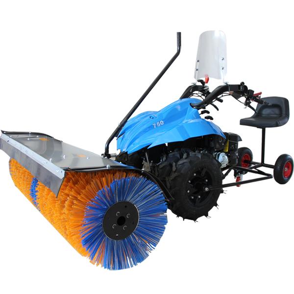 麦卡德750扫雪机_1.5米除雪机